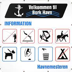 Bork Havn Camping