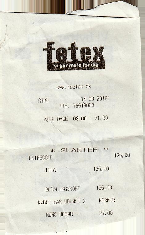 Føtex Ribe Entrecote kaufen
