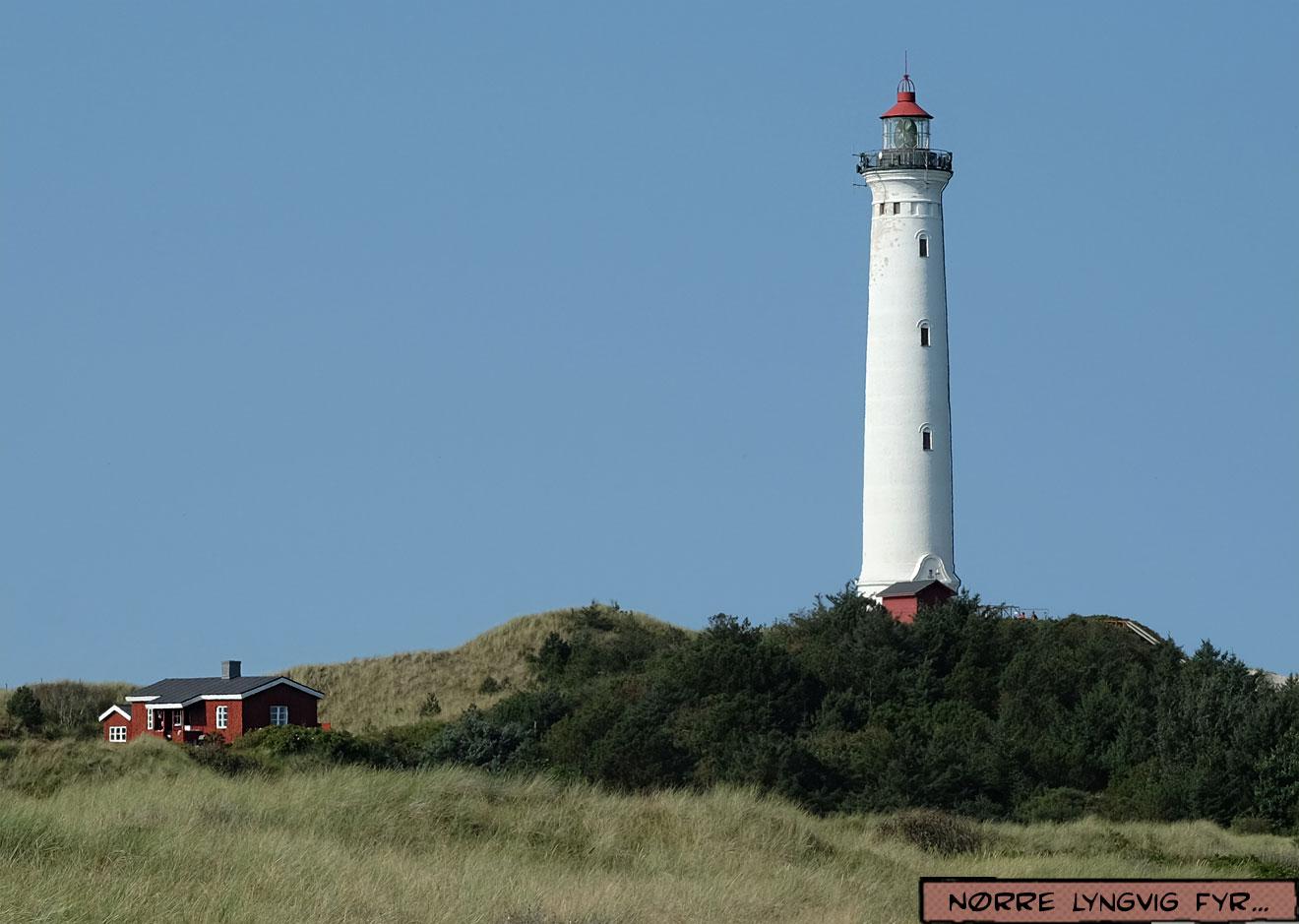 Leuchtturm Nørre Lyngvig Fyr