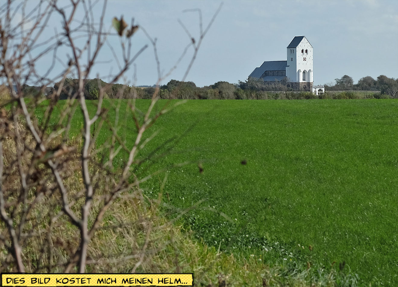 Weiße Dänische Kirche