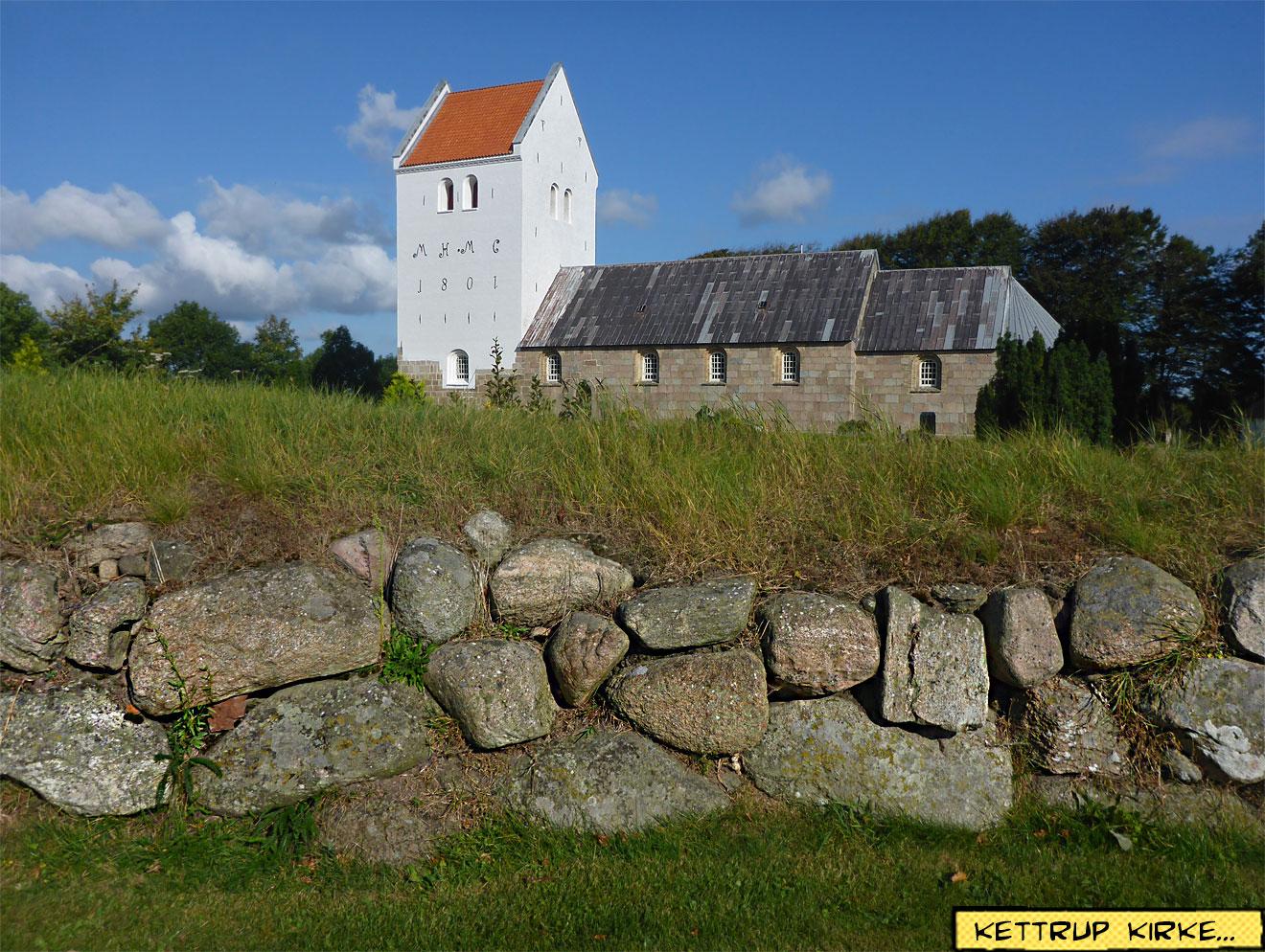 Kettrup Kirche