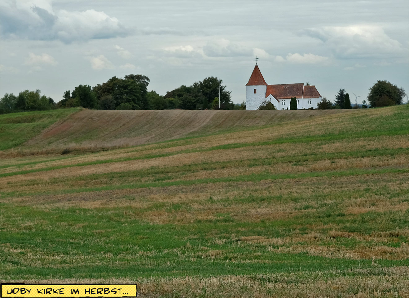 Udby Kirke Dänemark