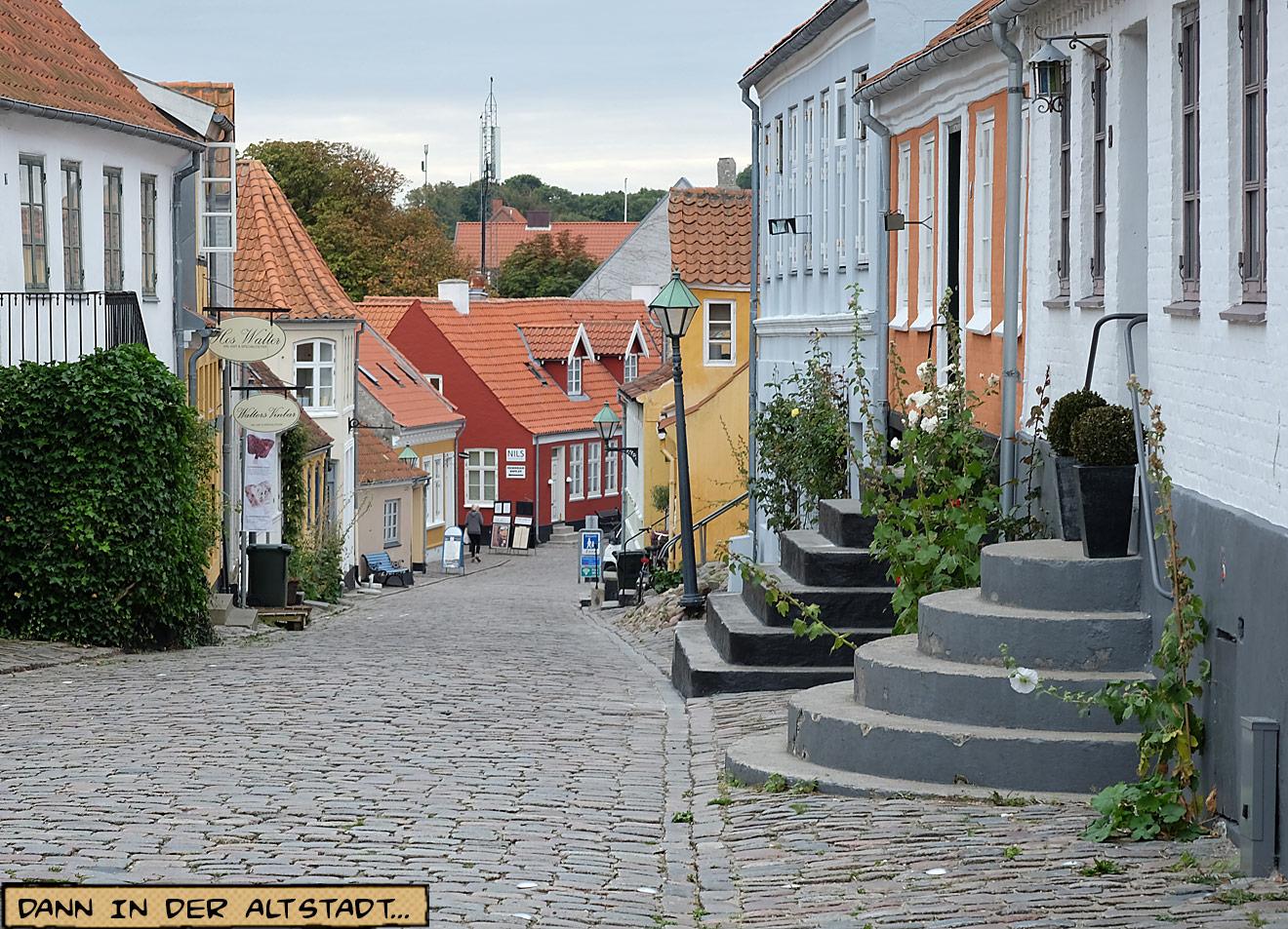 Ebeltoft Altstadt
