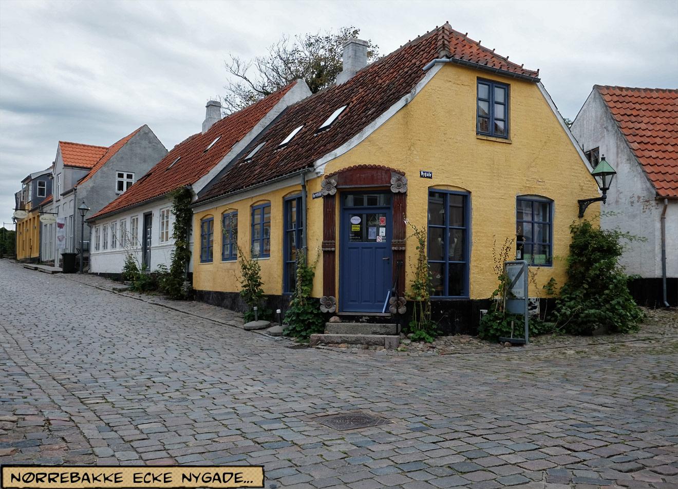 Ebeltoft Nørrebakke Nygade