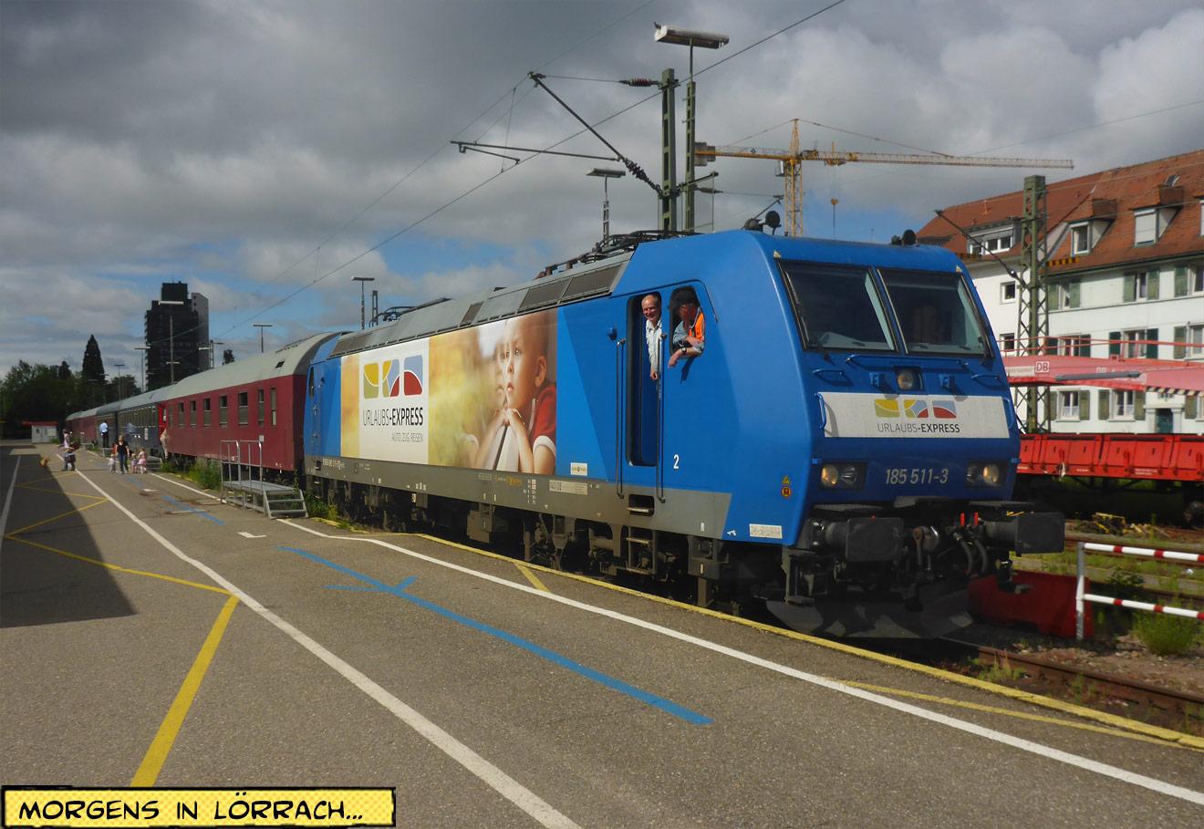 Urlaubs-Express Lörrach