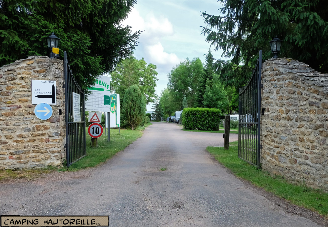 Camping Hautoreille