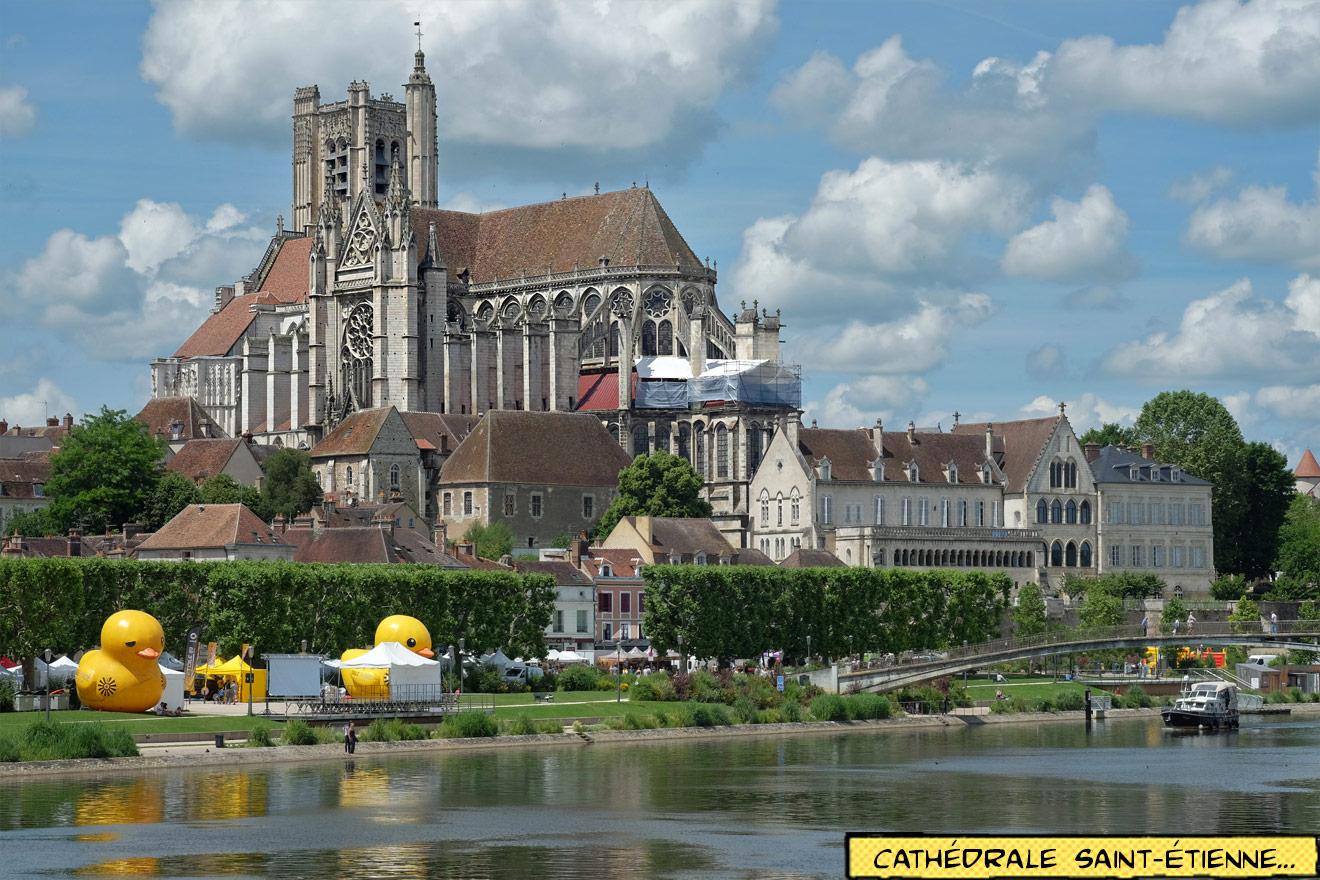 Cathédrale Saint-Étienne in Auxerre