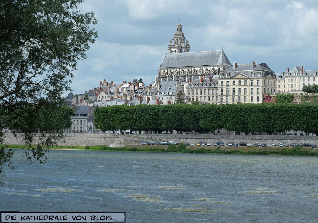 Kathedrale von Blois
