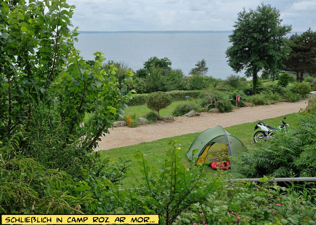 Camping Roz ar Mor Bretagne