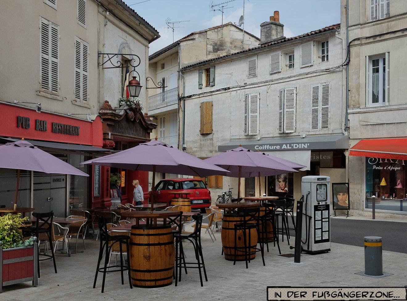 Cognac Innenstadt