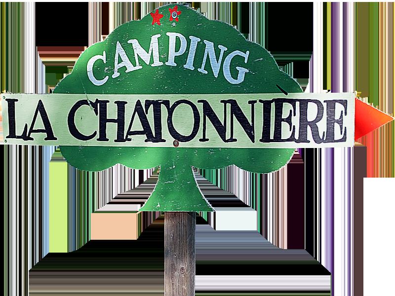Campingschild