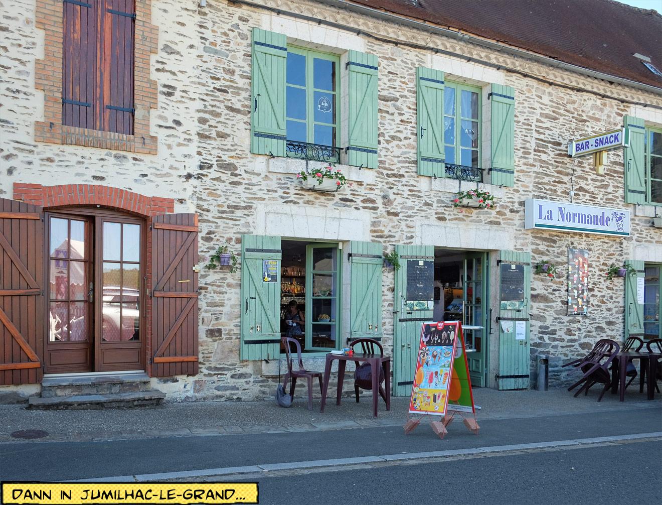 Jumilhac-le-Grand Le Normande