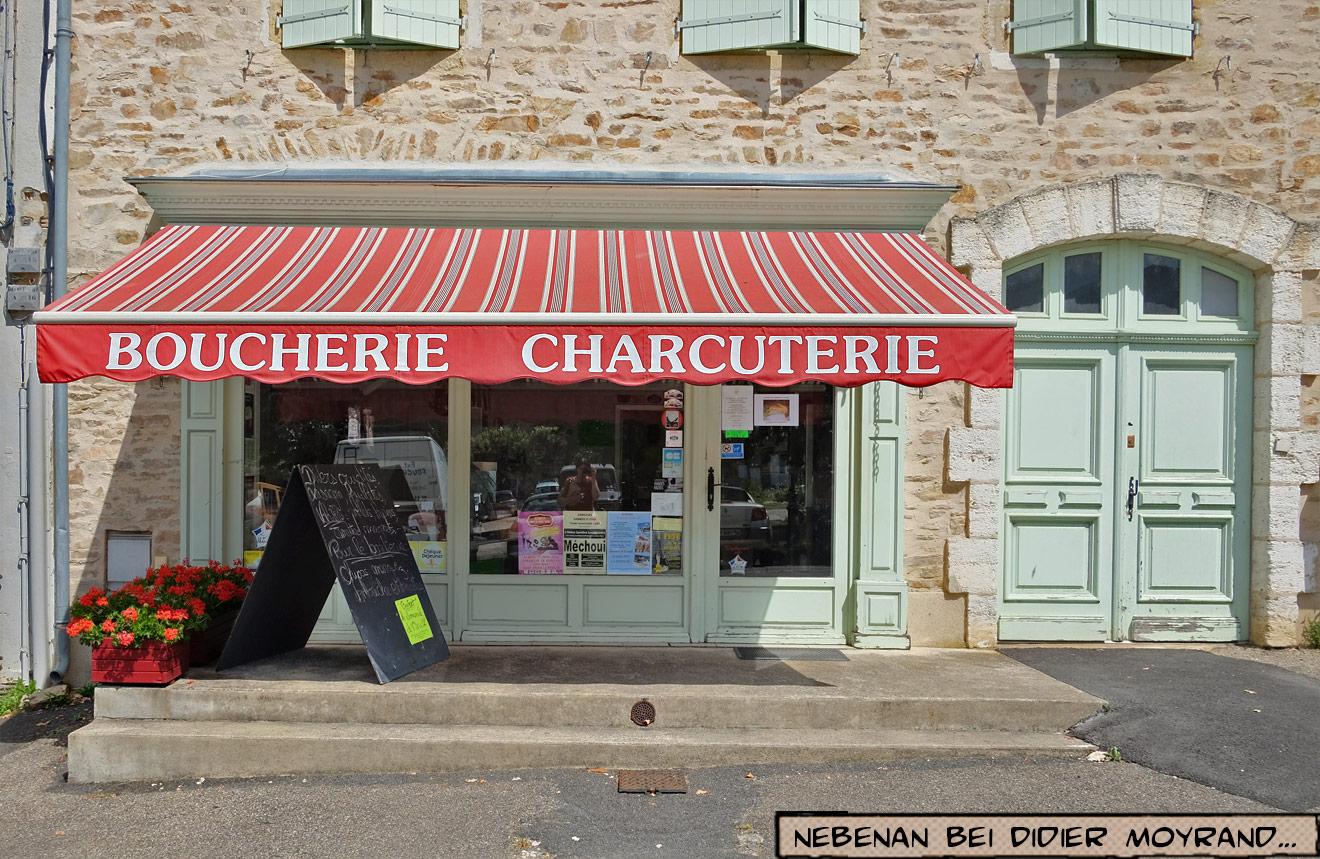 Boucherie Jumilhac-le-Grand