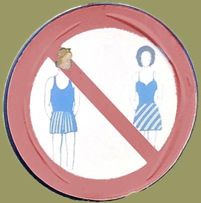 Verbotsschild