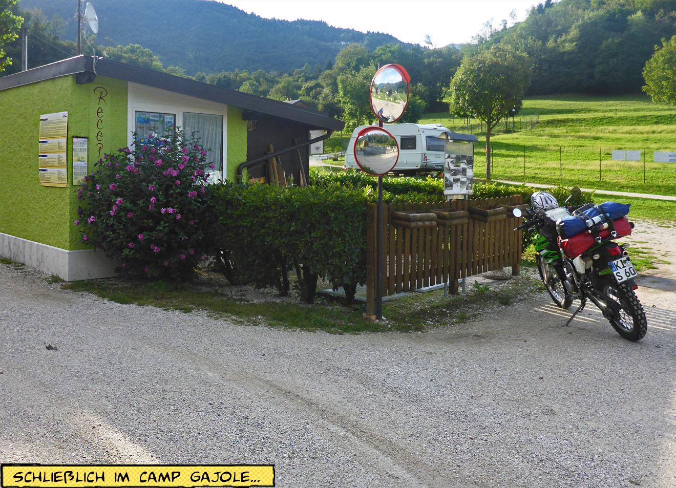 Camping Gajole Italien