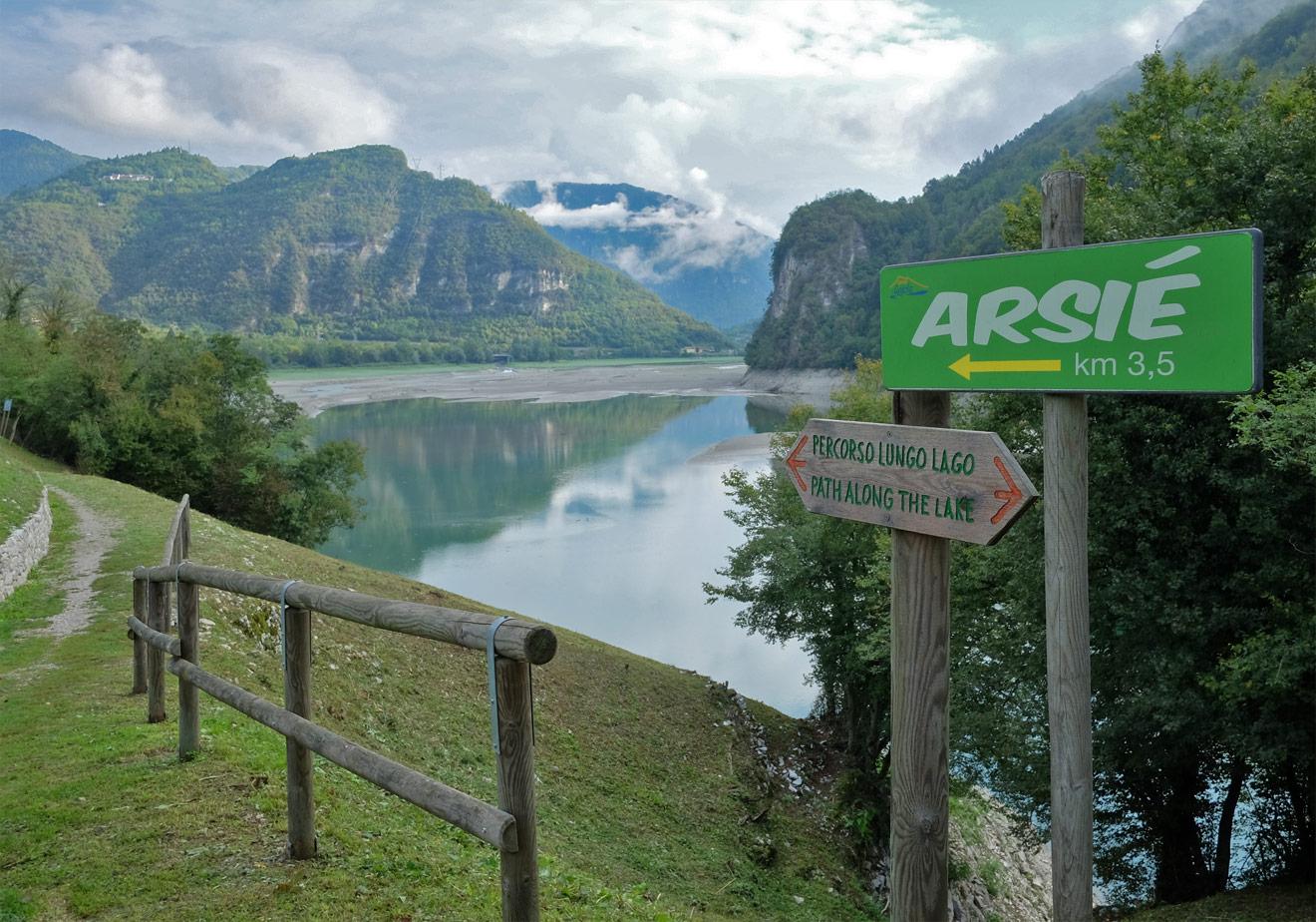 Lago Corlo Italien