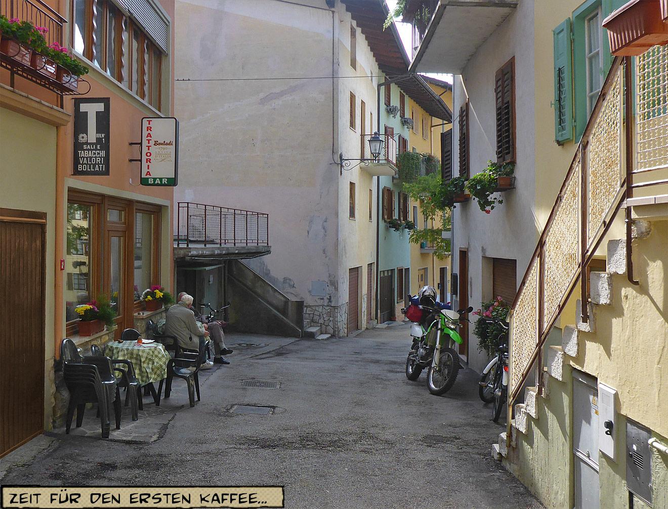 Herbstreise nach Italien 2017
