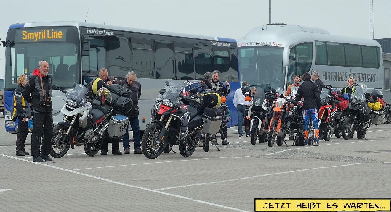 Islandreise Motorrad 2018