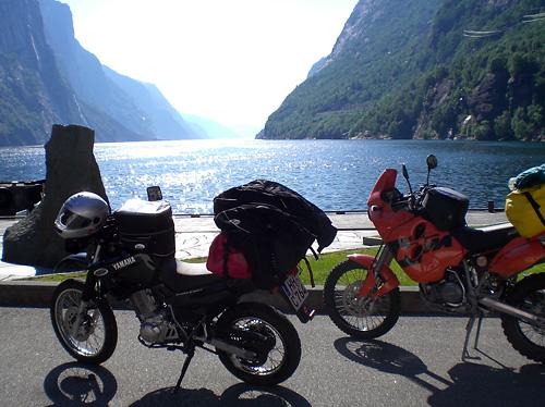 Lysebotn Aussichtspunkt auf denLysefjord