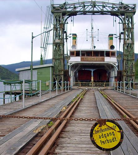Ammonia ein Schwesterschiff der D/F Hydro