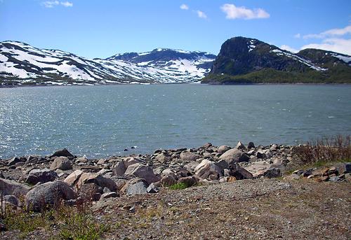 Rallarvegen Hardangervidda