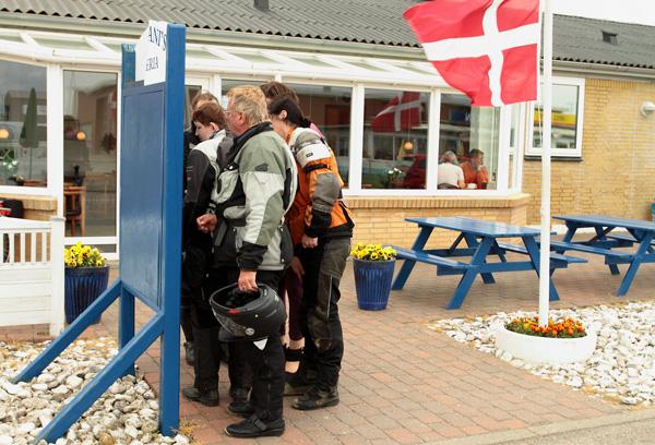 Fischgeschäft in Havneby, Rømø