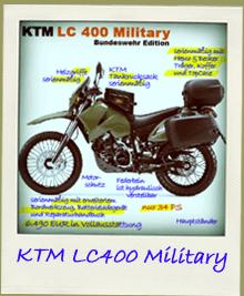 KTM LC400 Military