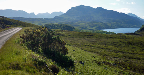 Highlands bei Gairloch