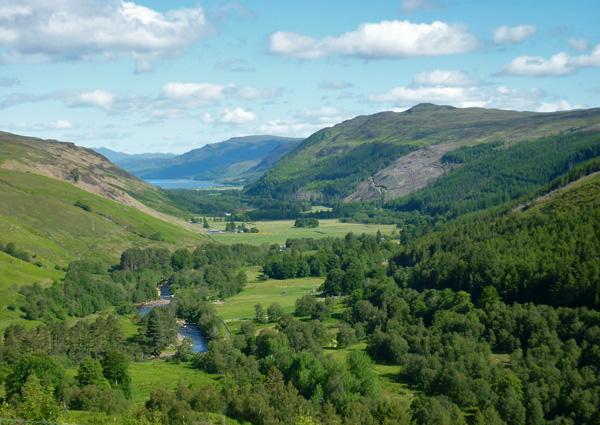 Western Highlands Scotland Ullapool