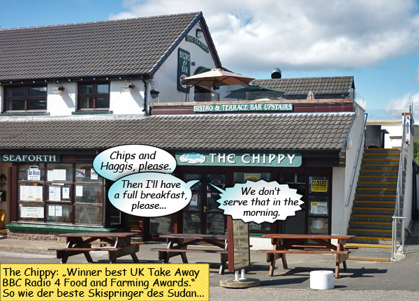 The Chippy Ullapool