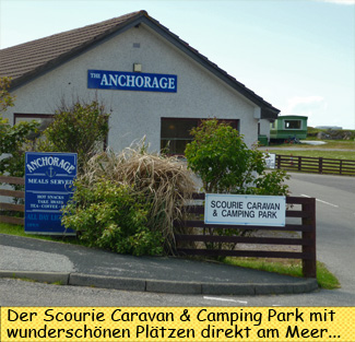 Scourie Camping and Caravaning Park
