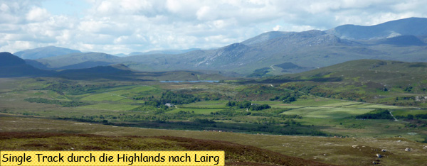 Tongue Lairg Highlands