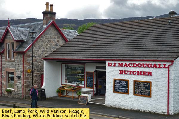 MacDougall Butcher Fort Augustus