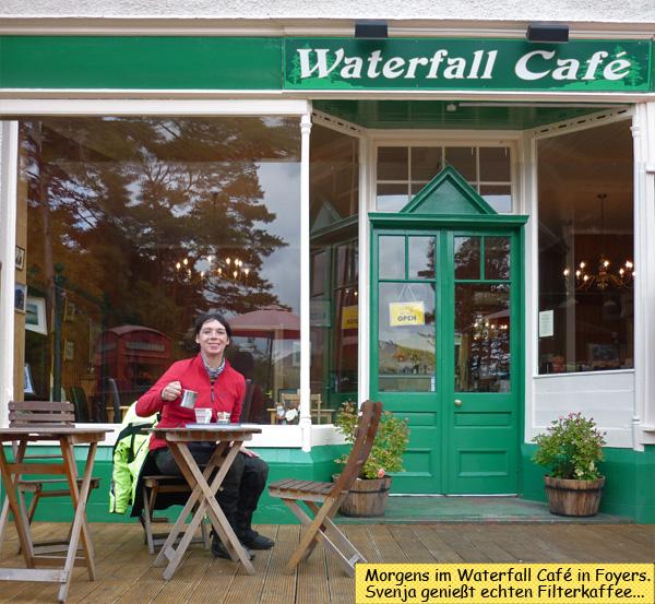 Waterfall Café Foyers