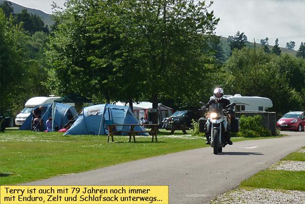 Ballater Campsite
