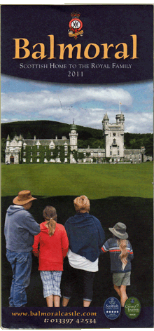 Ballmoral Castle Braemar