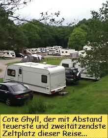 Cote Ghyll Camping Park