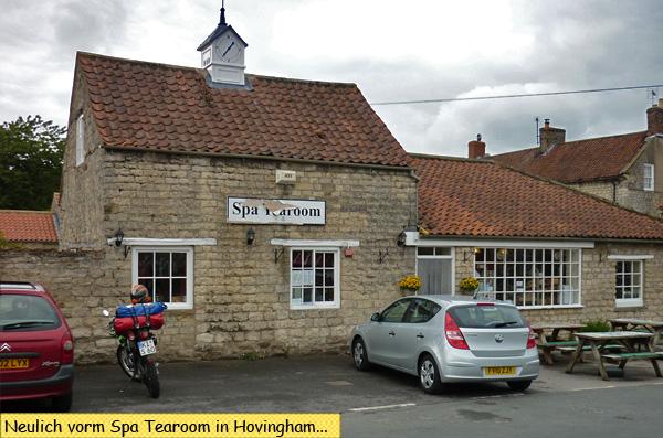 Spa Tearoom Hovingham