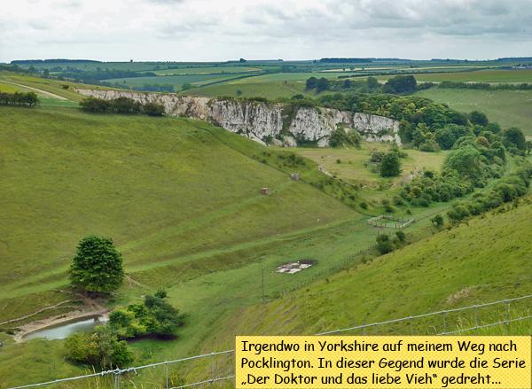 Landscape in Yorkshire