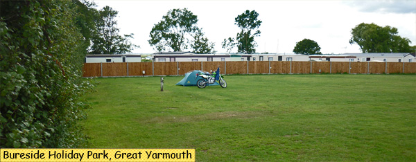 Bureside Holiday Park Great Yarmouth