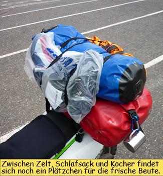 Enduro Gepäck