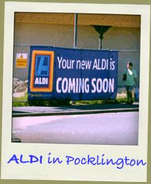 ALDI Pocklington