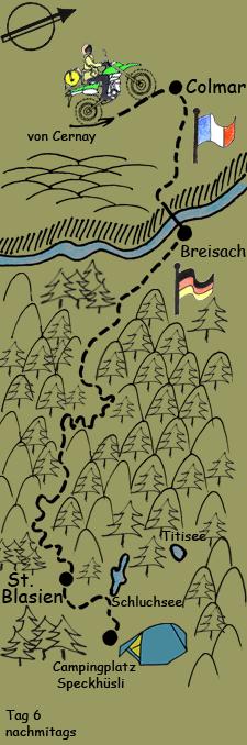 Tag 6.2 Breisgau Schwarzwald