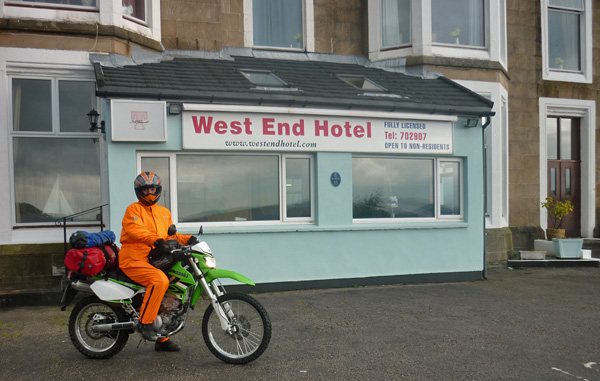 West End Hotel Dunoon