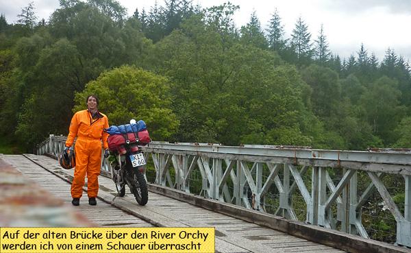 Glen Orchy River Bridge
