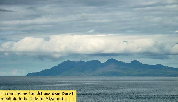 Isle of Skye Wetterkueche