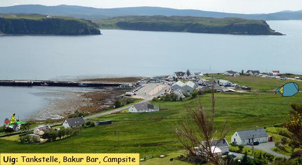 Isle of Skye Uig