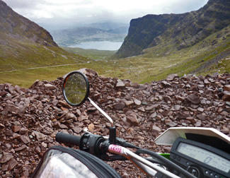 Applecross Endurowandern