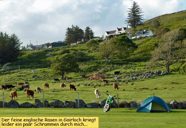 Gairloch Campsite