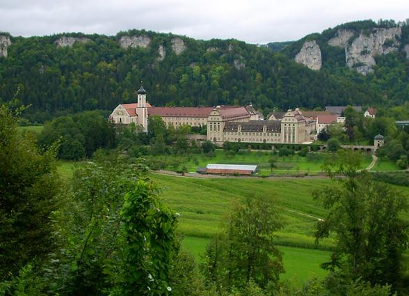 Benediktiner Abtei Beuron